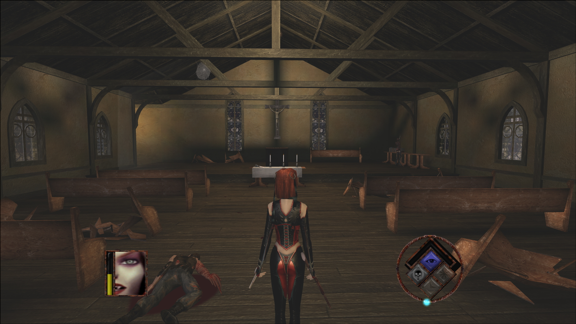 Bloodrayne Enhancement Project
