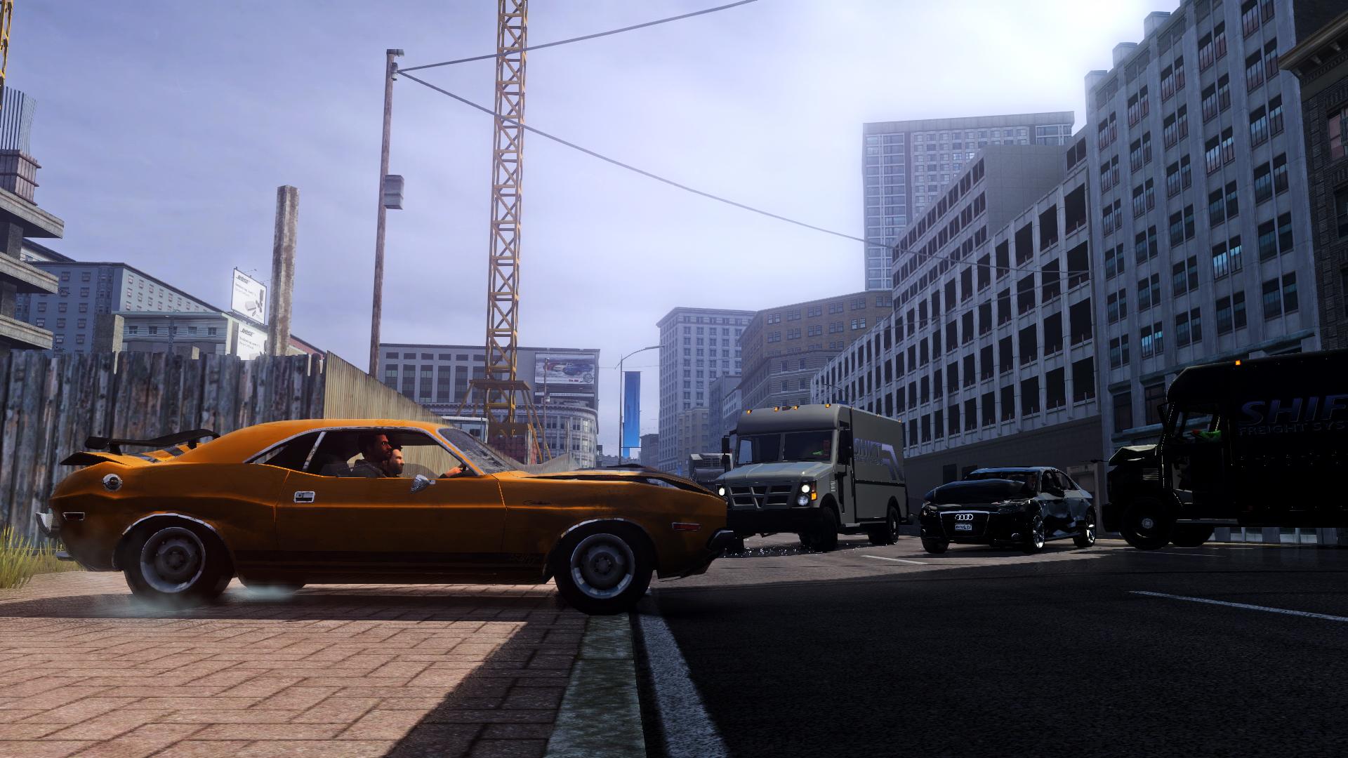 Driver San Francisco - HDR ReShade