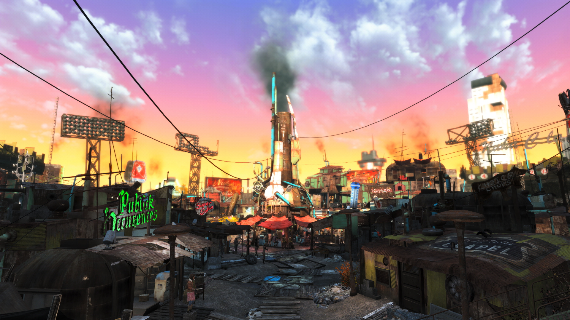 Fallout 4 Beautification Project