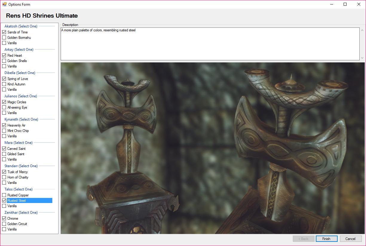 Skyrim Beautification Project - Essential Mods